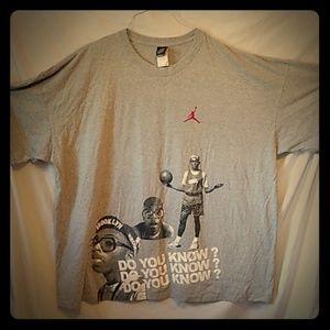 Men's 4XL Jordan t-shirt